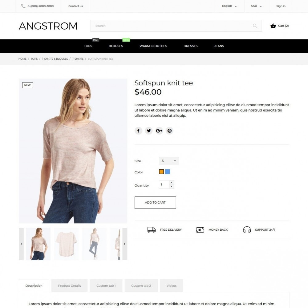 theme - Moda & Calzature - Angstrom Fashion Store - 5
