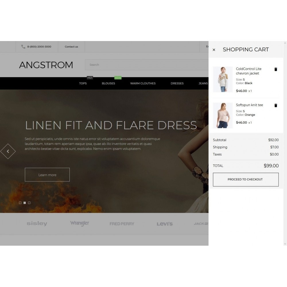 theme - Moda & Calzature - Angstrom Fashion Store - 7