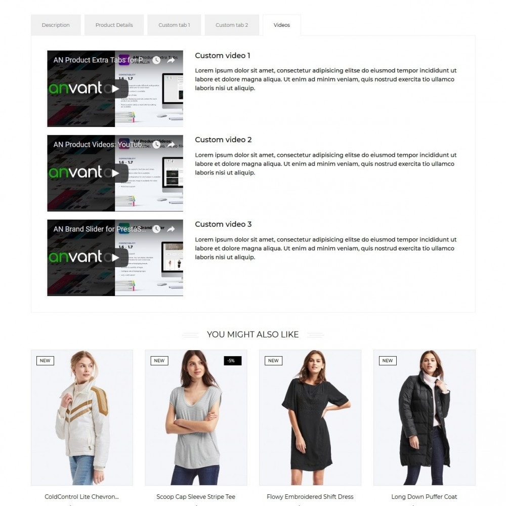 theme - Mode & Chaussures - Angstrom Fashion Store - 9