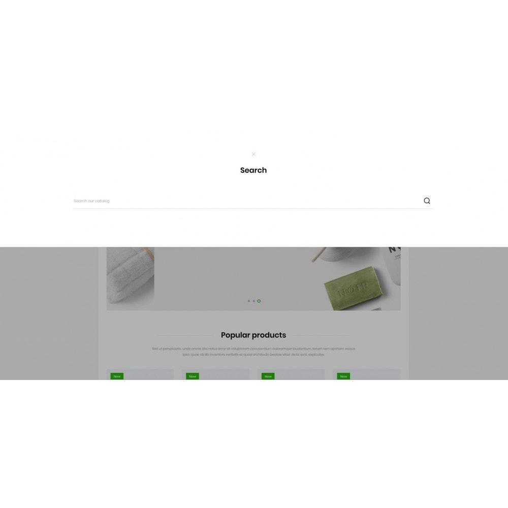 theme - Zdrowie & Uroda - Greenline Cosmetics - 12
