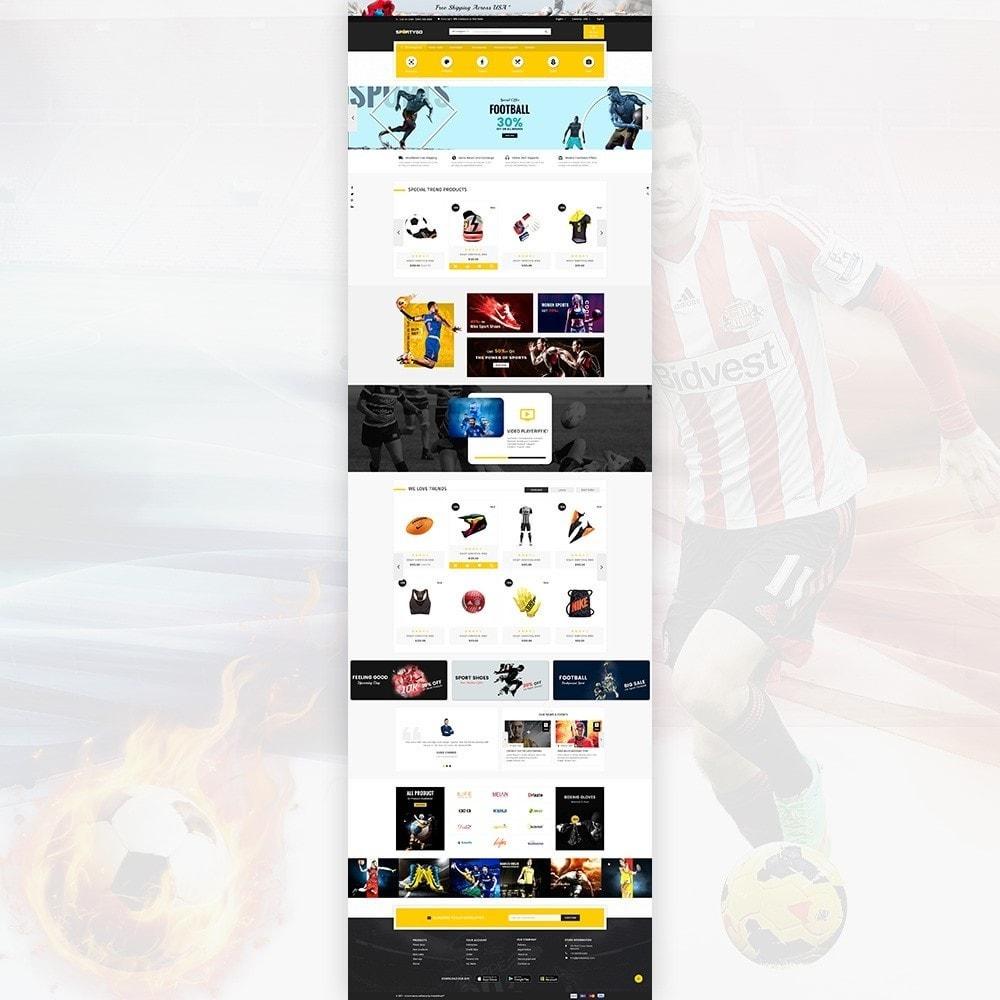 theme - Sports, Activities & Travel - SportyGo– Sport Super Store - 2