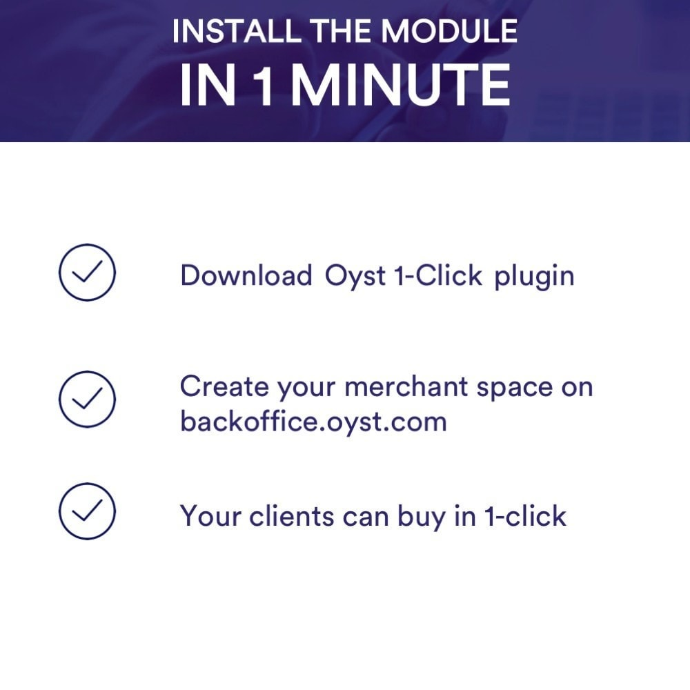 module - Bestelproces - Oyst 1-Click - 2