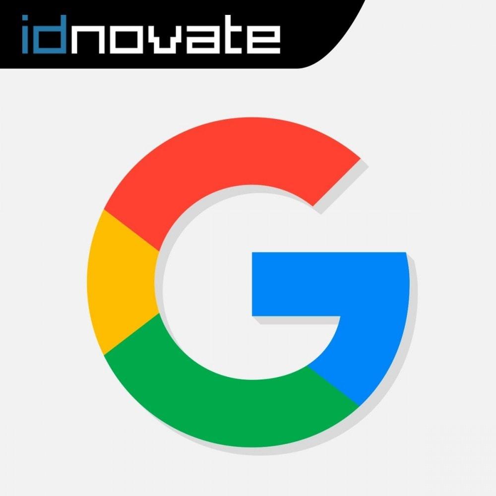 module - SEO (Posicionamiento en buscadores) - Google Sitelink Searchbox - 1