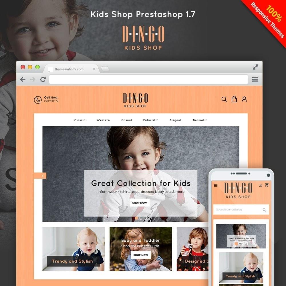 theme - Дети и Игрушки - Dingo - Kidswear Online Store - 1