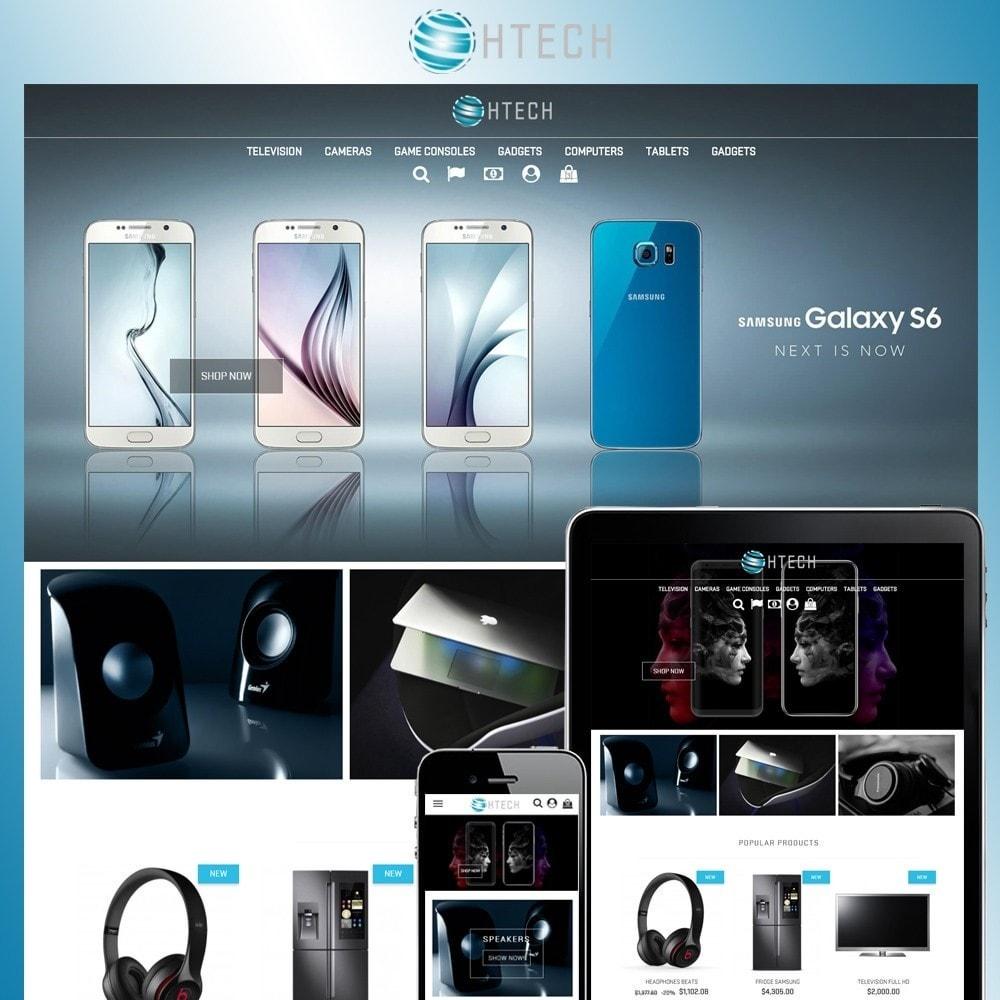 theme - Eletrônicos & High Tech - High Technology - 1