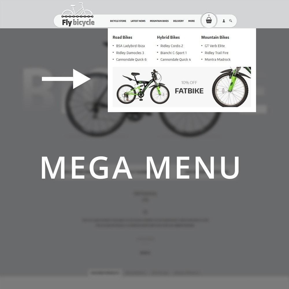 theme - Auto & Moto - Flybicycle Store - 9