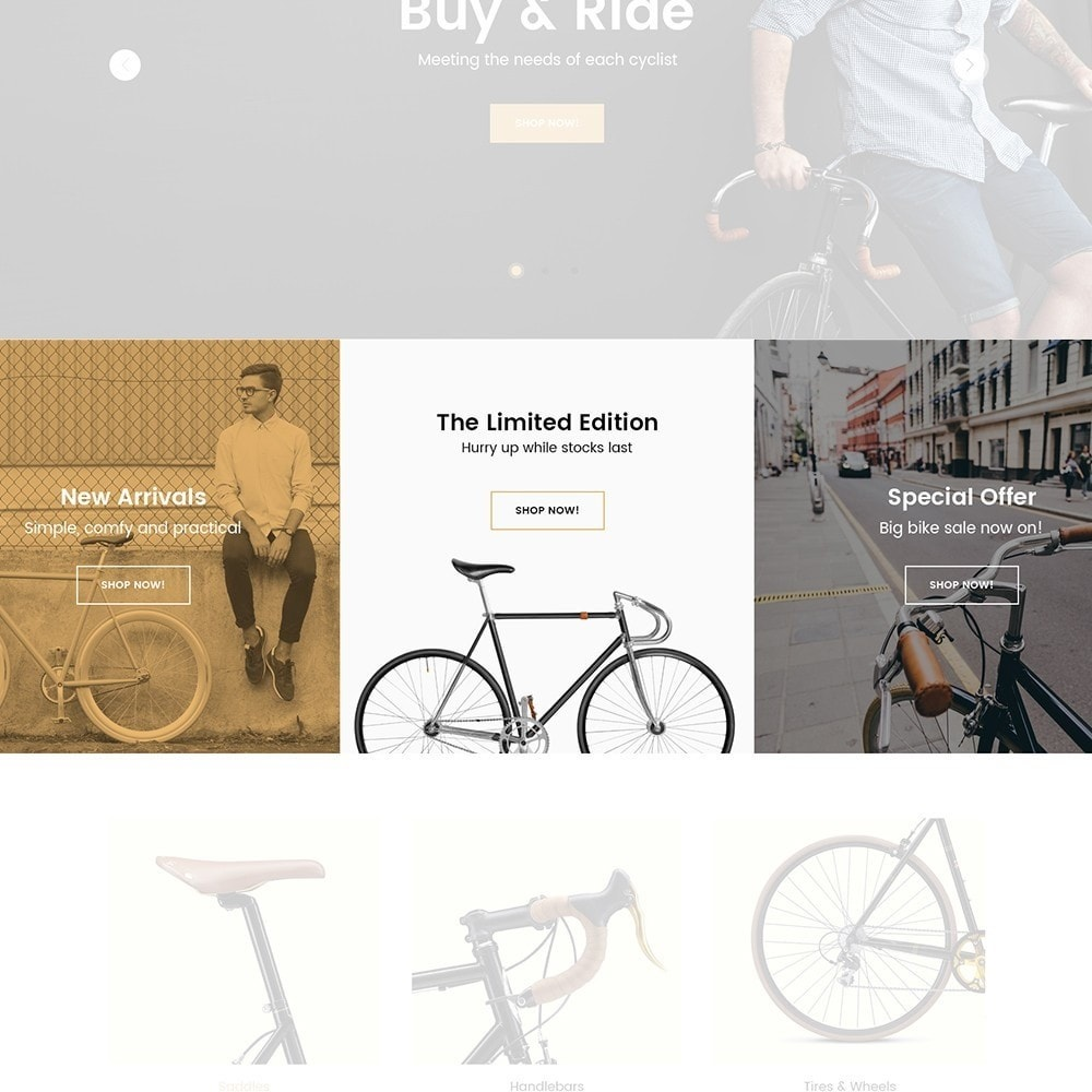 theme - Sports, Activities & Travel - BikeRond - Bike Shop - 5