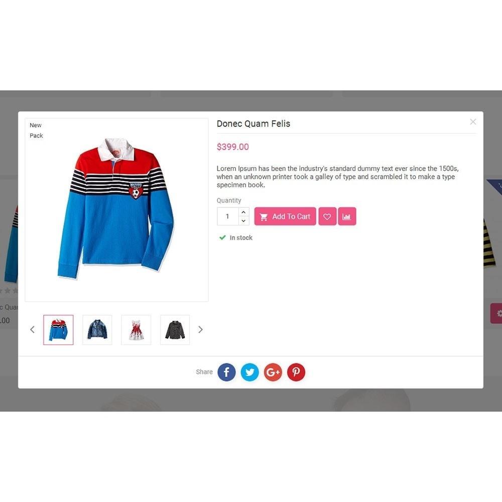 theme - Moda & Calçados - Kids Club Fashion Store - 6