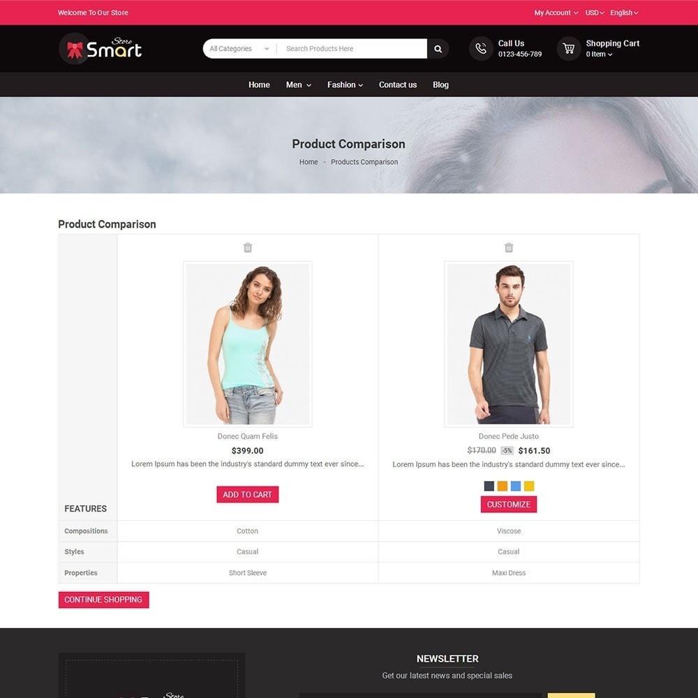 theme - Мода и обувь - Kids Club Fashion Store - 7