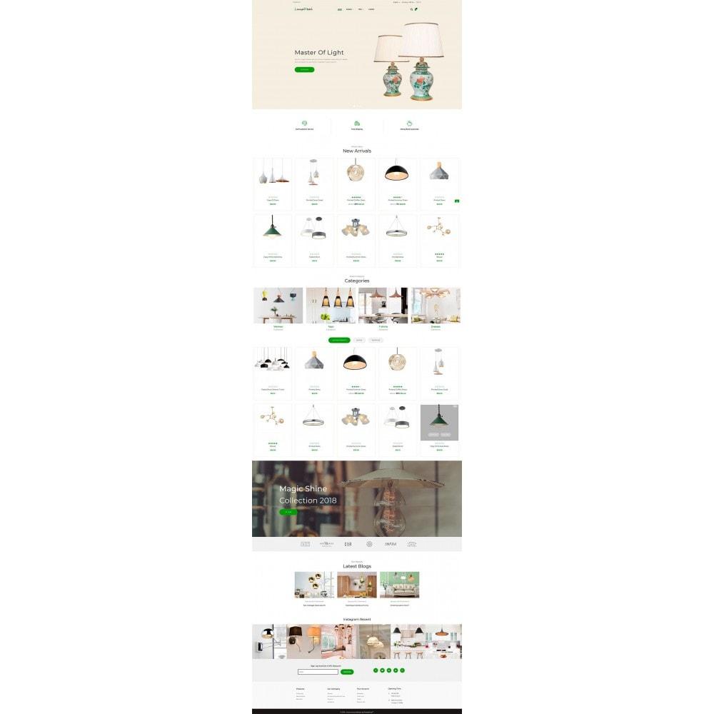 theme - Casa & Jardins - LampDeal - 2