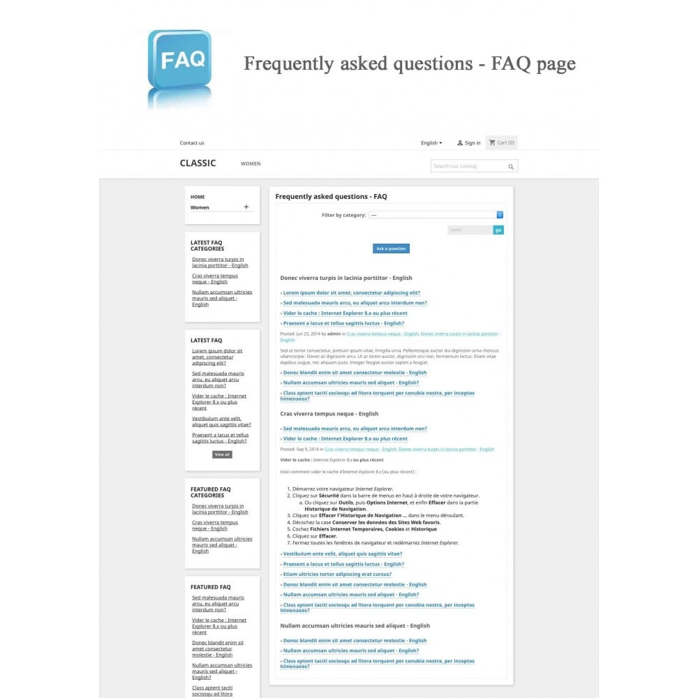 module - FAQ (Perguntas frequentes) - Frequently asked questions - FAQ - 10