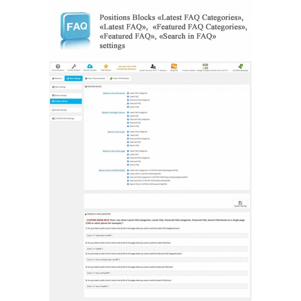 module - FAQ (Perguntas frequentes) - Frequently asked questions - FAQ - 15