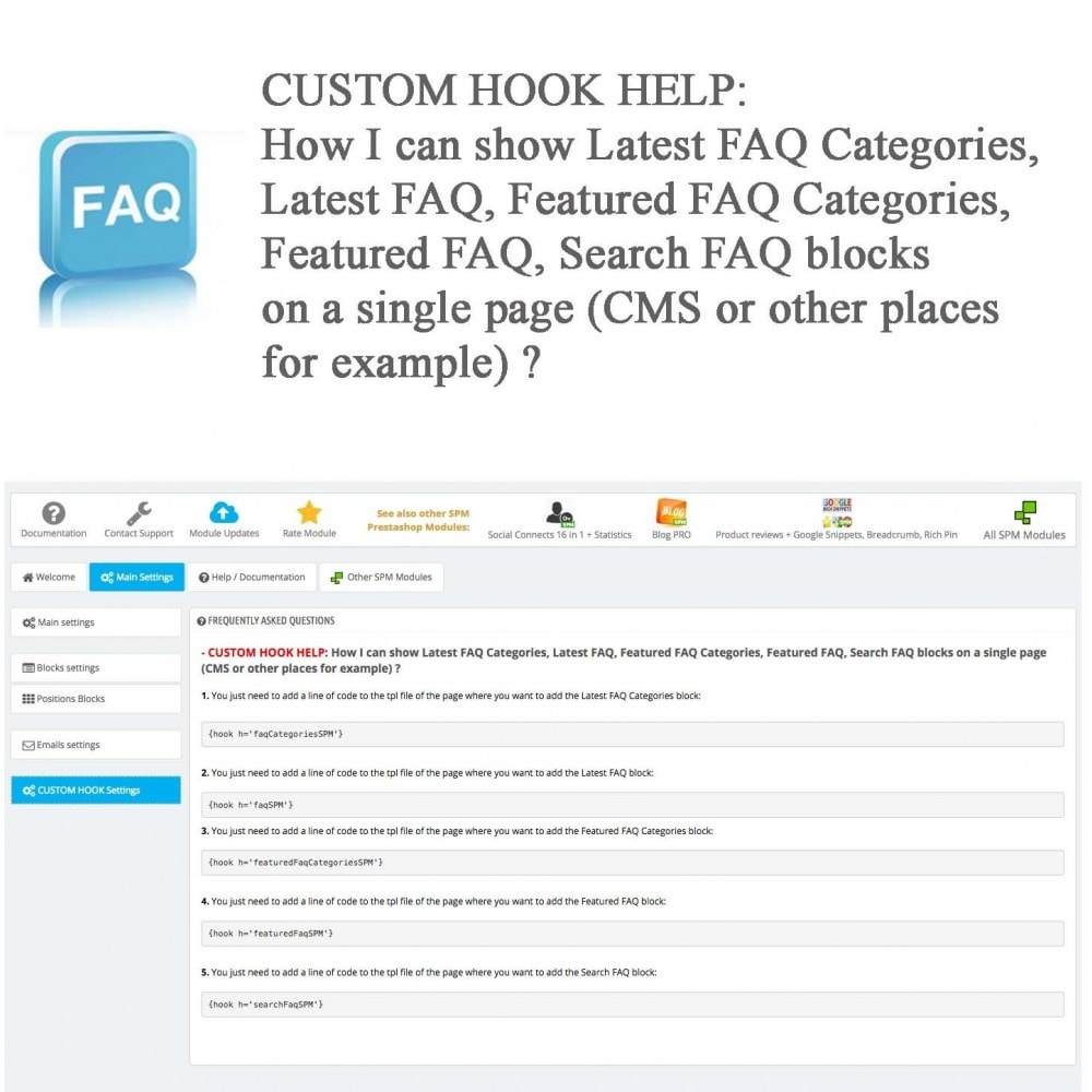 module - FAQ (Perguntas frequentes) - Frequently asked questions - FAQ - 17