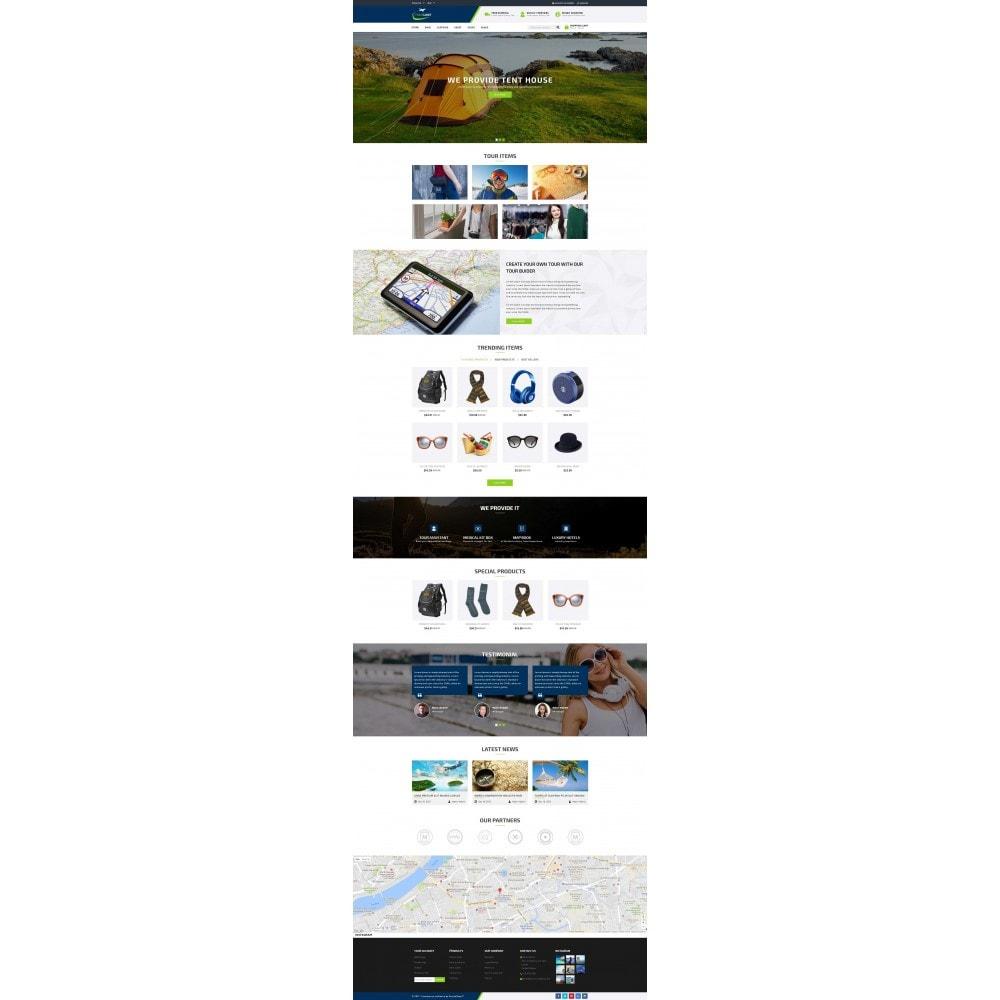 theme - Sport, Activiteiten & Reizen - TraveLight - Travel Accessories Store - 2