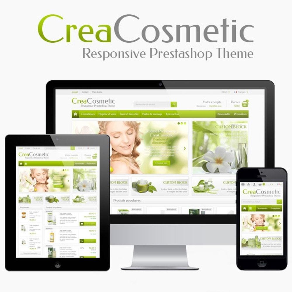 theme - Health & Beauty - CreaCosmetic - 1