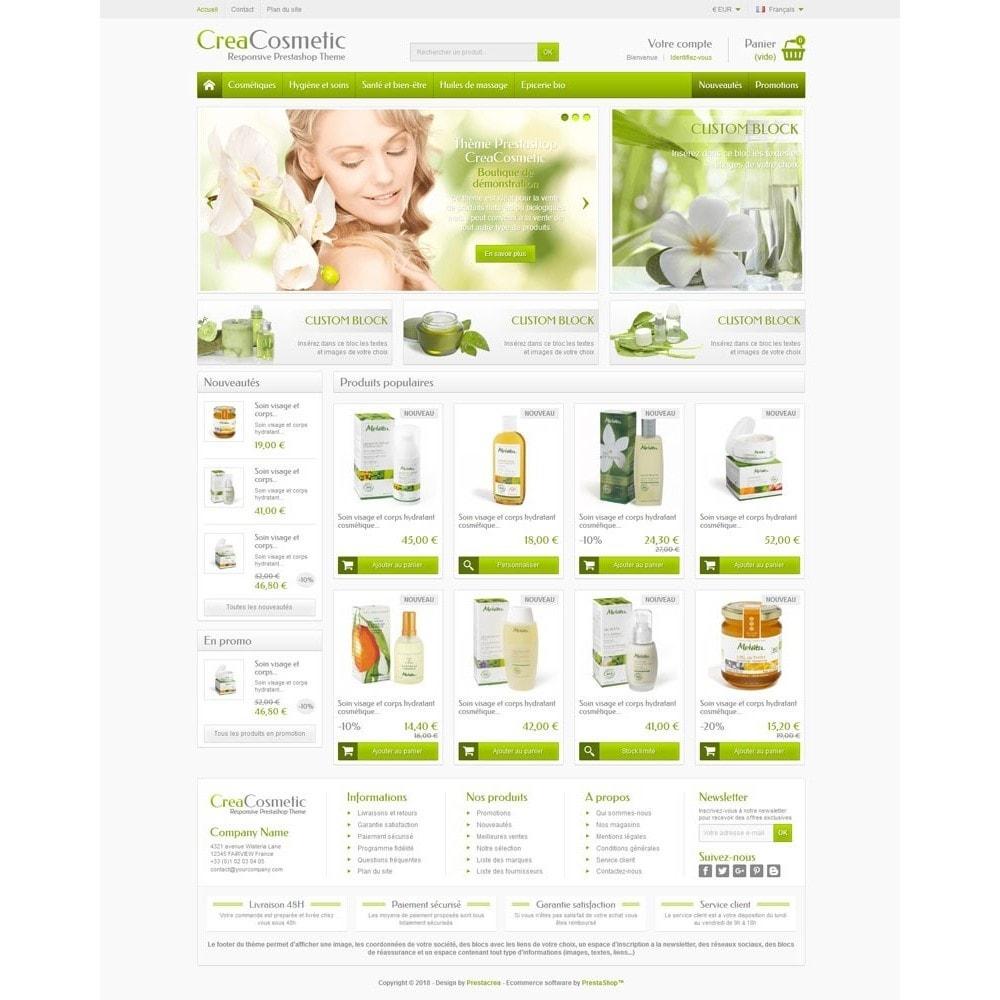 theme - Health & Beauty - CreaCosmetic - 2