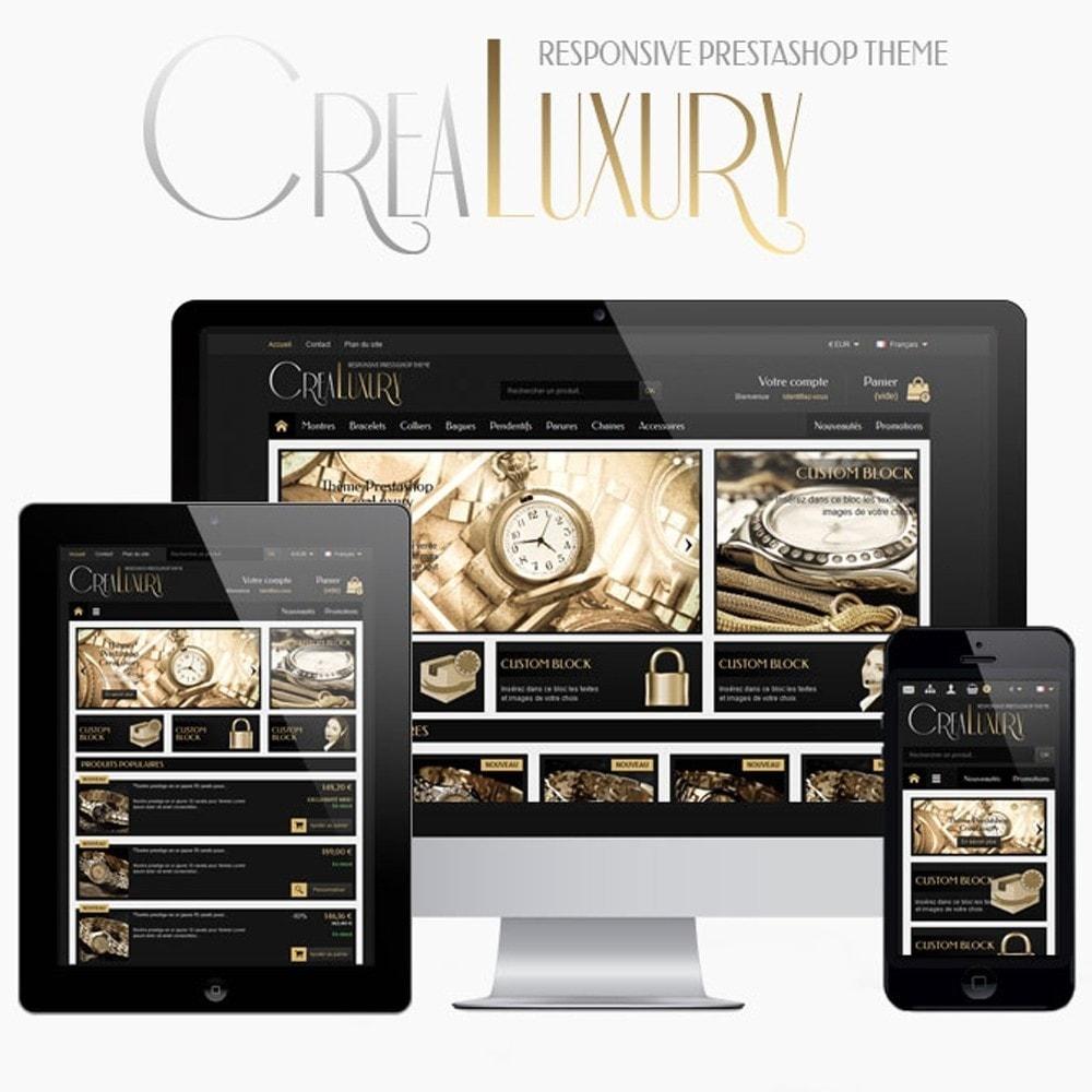 theme - Ювелирные изделия и Аксессуары - CreaLuxury - 1