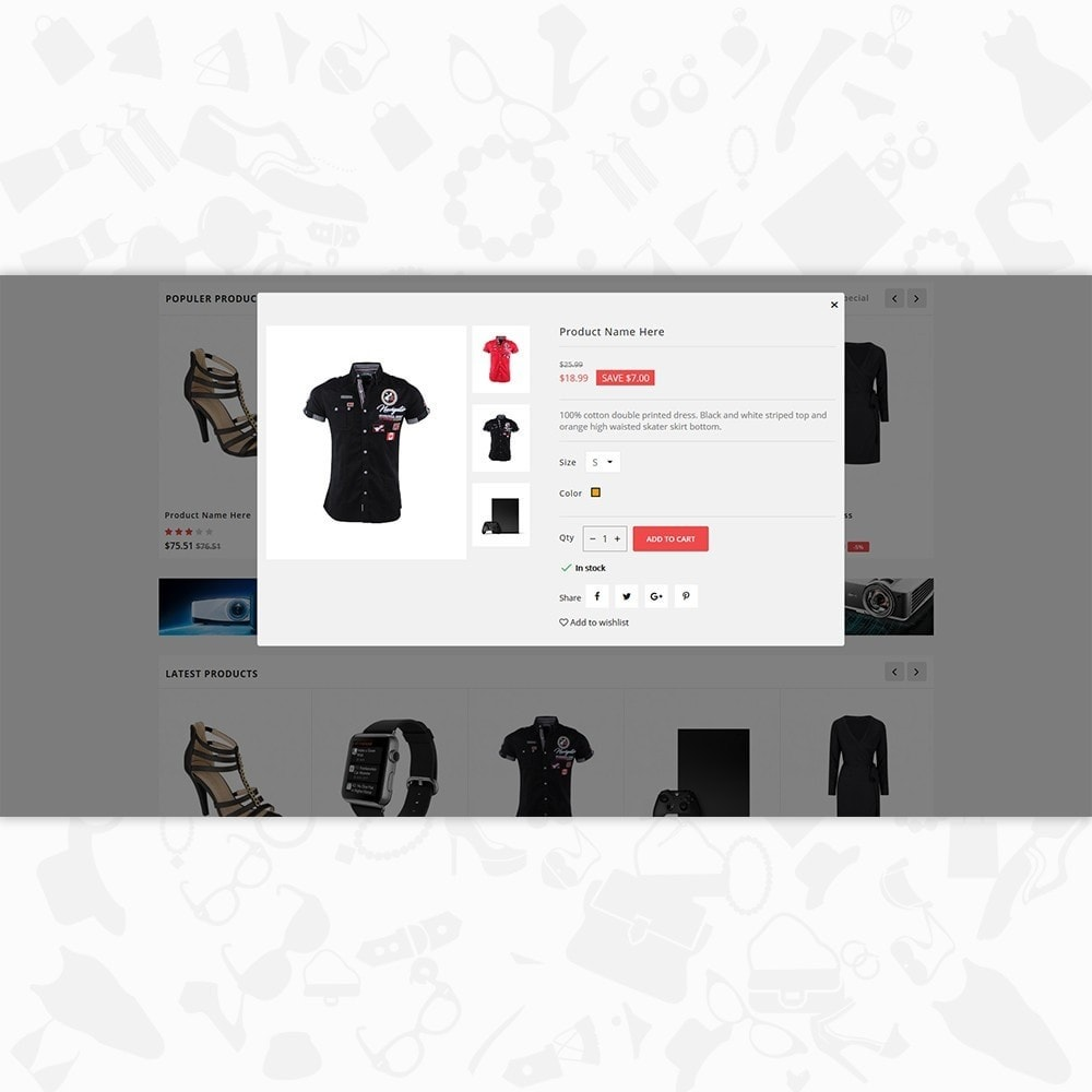 theme - Электроника и компьютеры - MegaSale - The Online Store - 7