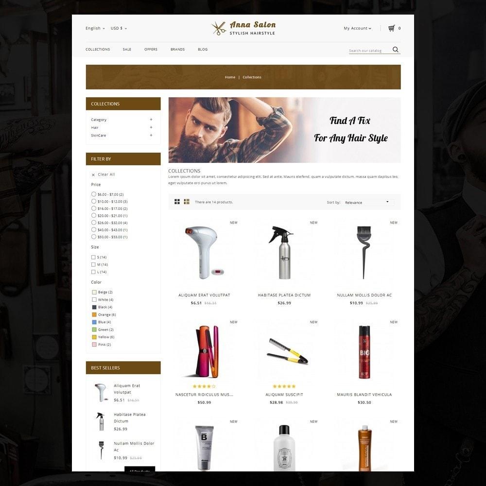 theme - Health & Beauty - Anna Salon Store - 3