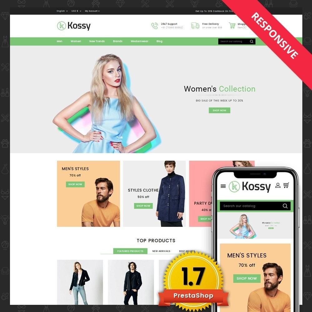 theme - Moda y Calzado - Kossy - Fashion Store - 1