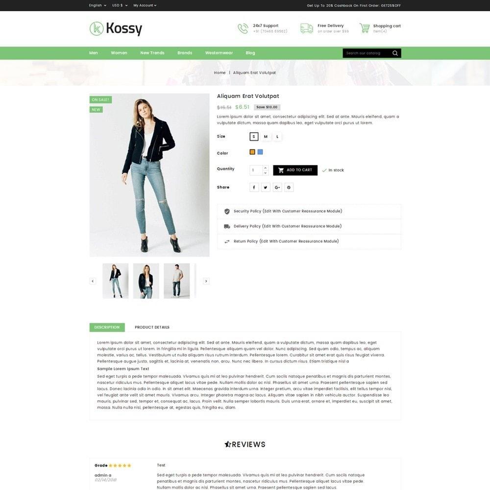theme - Moda y Calzado - Kossy - Fashion Store - 6