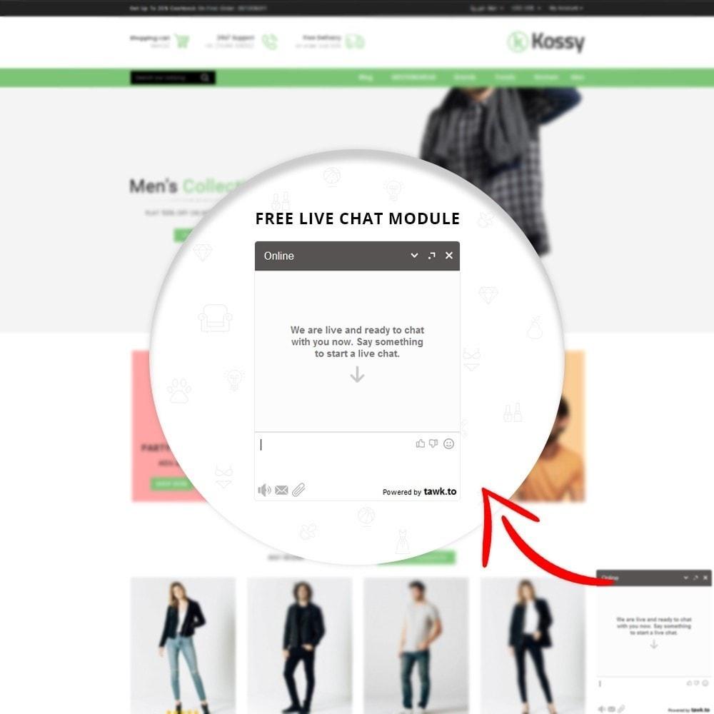 theme - Moda y Calzado - Kossy - Fashion Store - 8