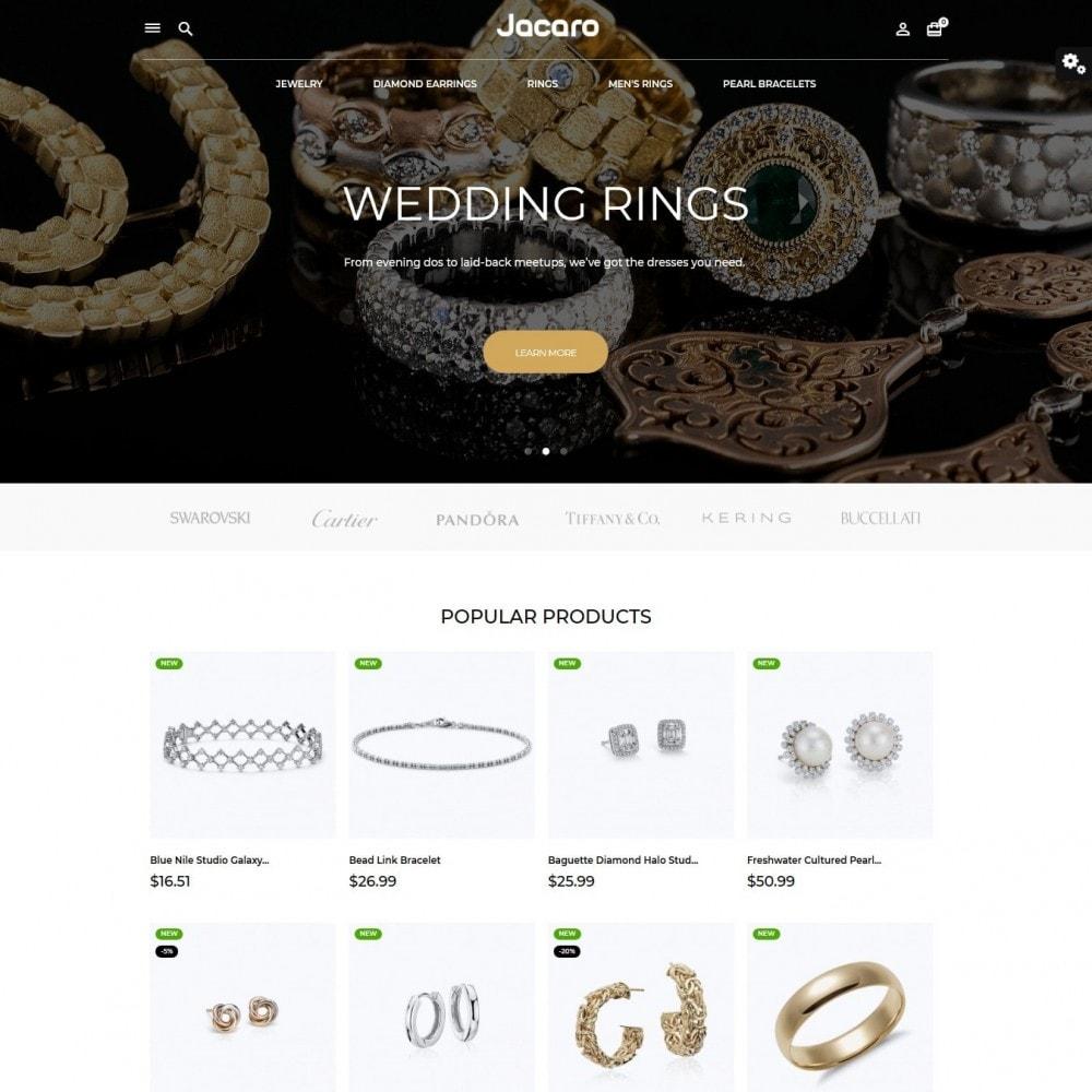 theme - Biżuteria & Akcesoria - Jacaro - 2