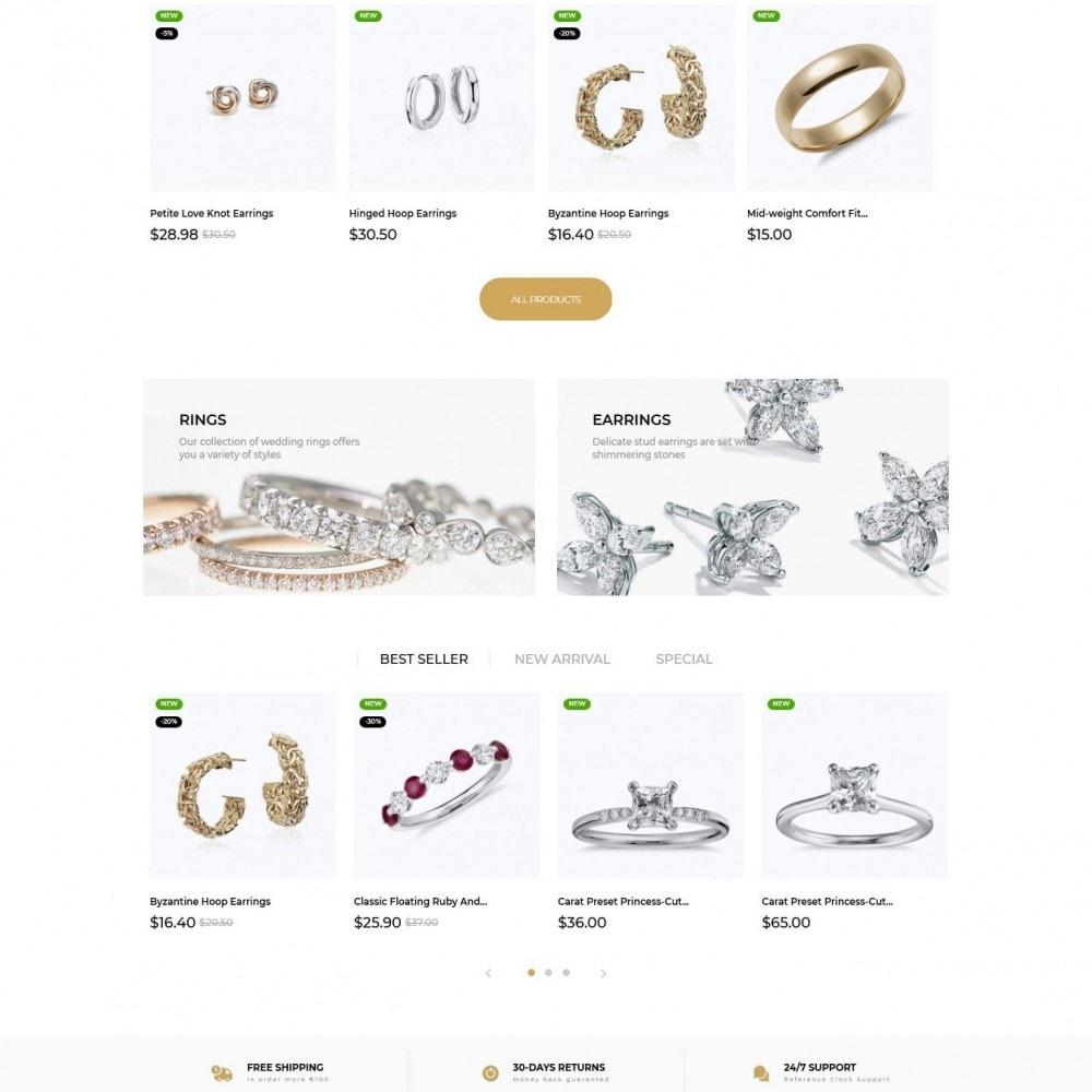 theme - Biżuteria & Akcesoria - Jacaro - 3
