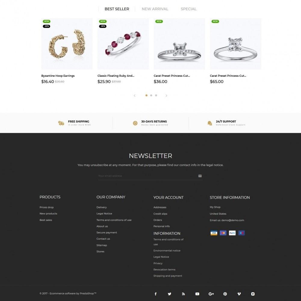 theme - Biżuteria & Akcesoria - Jacaro - 4
