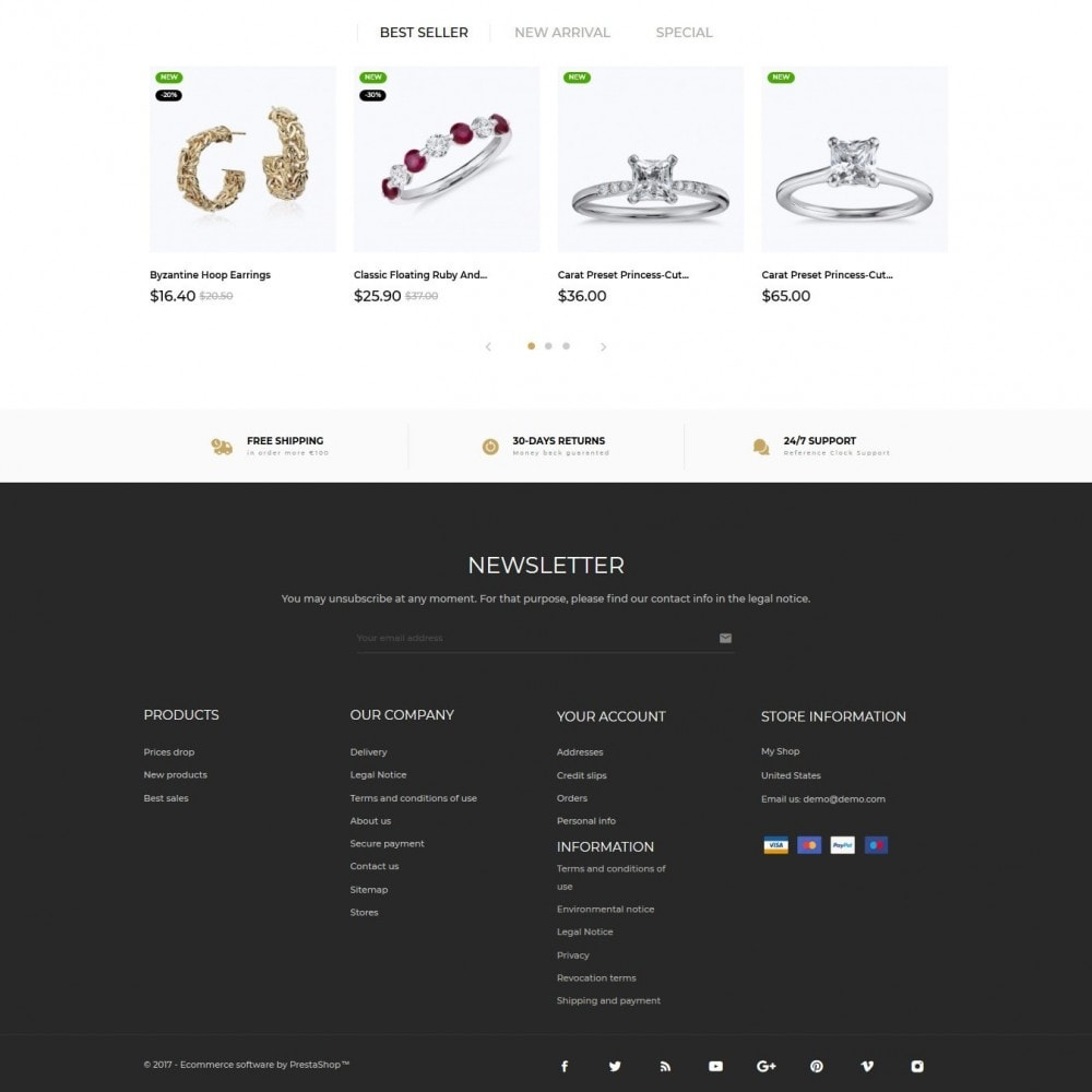 theme - Jewelry & Accessories - Jacaro - 4