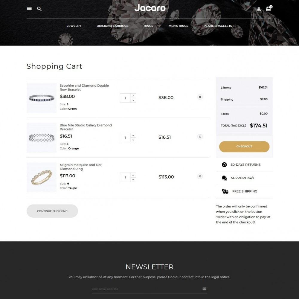 theme - Biżuteria & Akcesoria - Jacaro - 9