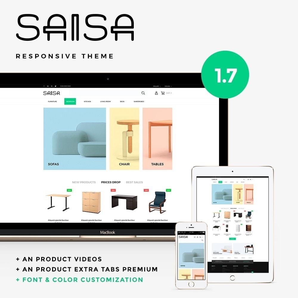 theme - Casa & Giardino - Saisa - 1
