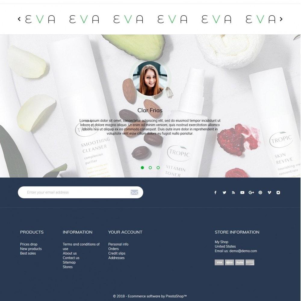 theme - Health & Beauty - Eva Cosmetics - 4