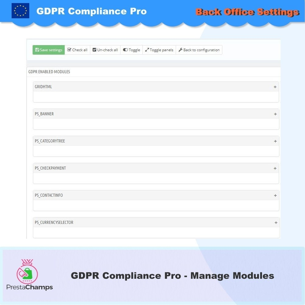 module - Legal - GDPR Compliance Pro - 8