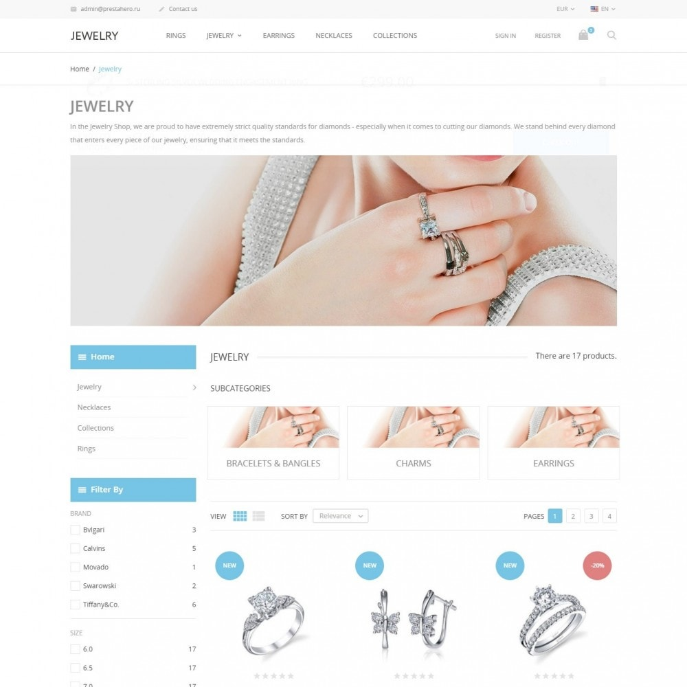 theme - Sieraden & Accessoires - Jewelry - Juwelier - 4