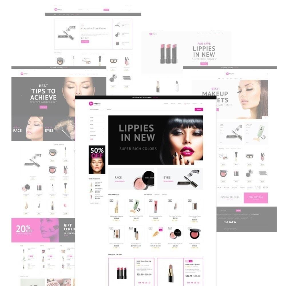 theme - Здоровье и красота - Impresta - шаблон для магазина косметики - 3