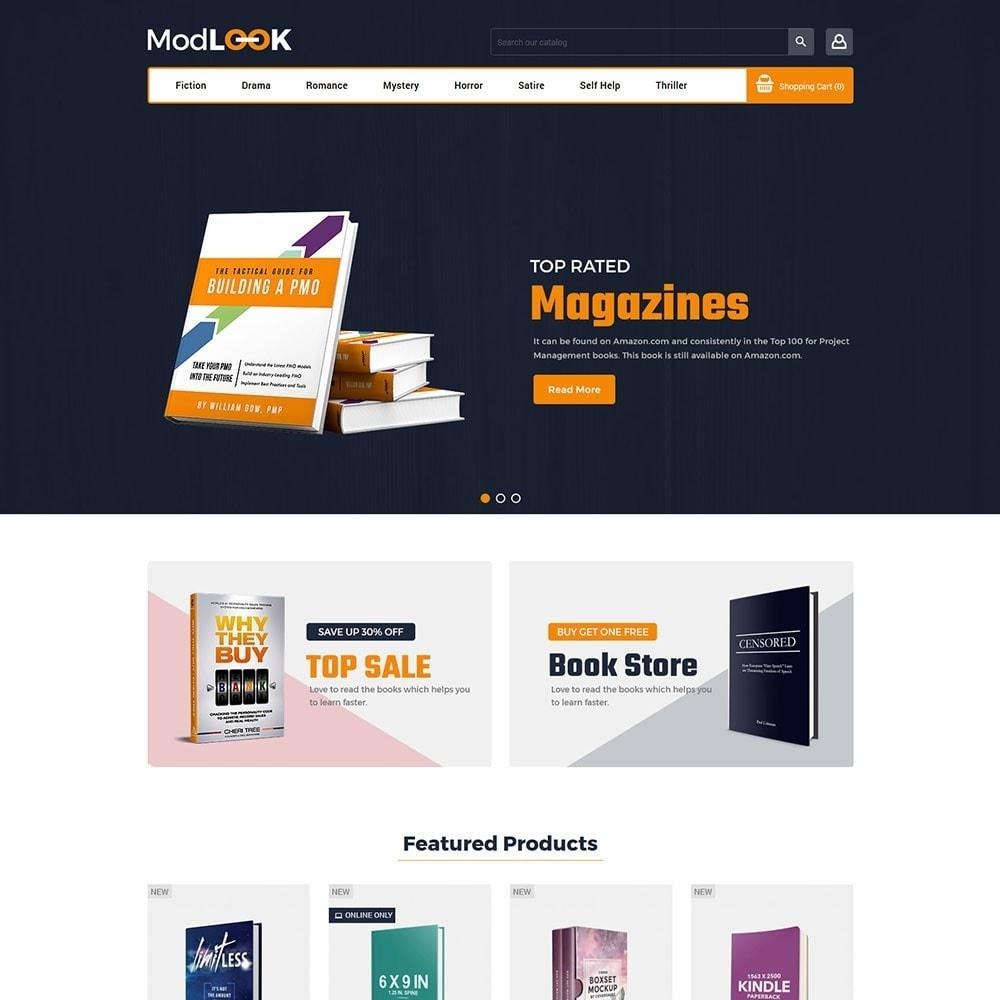 theme - Kunst & Cultuur - Modlook - Books Online Store - 2