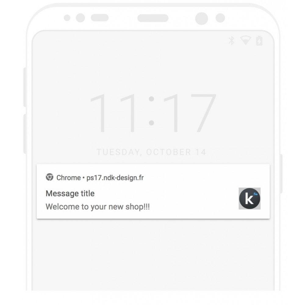 module - Dispositivos móviles - PWA + Push notifications - 2
