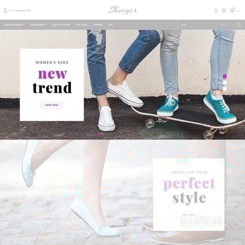 theme - Moda y Calzado - Shoeger - 3