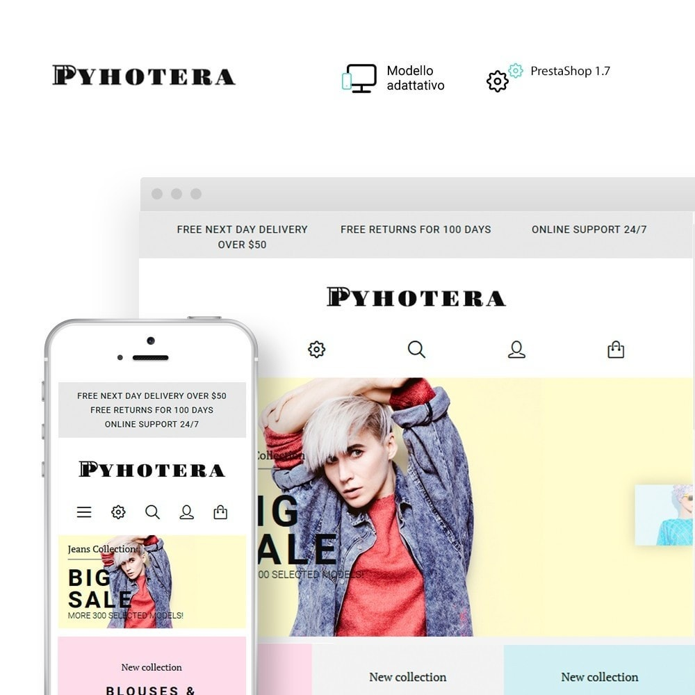 theme - Moda & Calzature - Pyhotera - 2