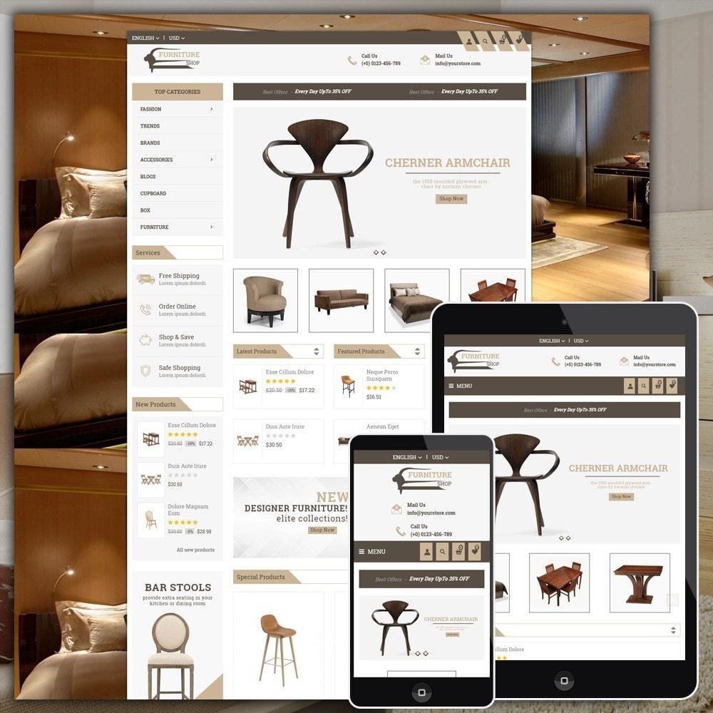 theme - Maison & Jardin - Furniture Shop - 1