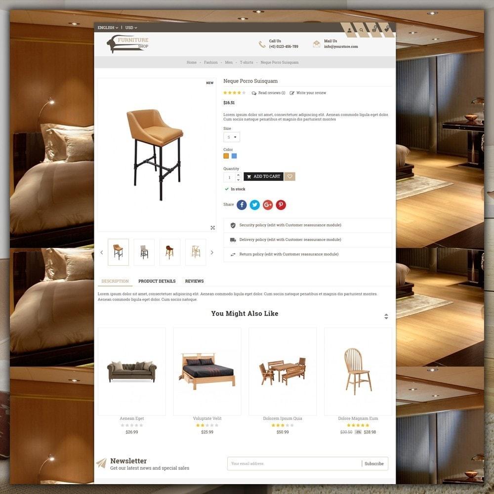 theme - Home & Garden - Furniture Shop - 4