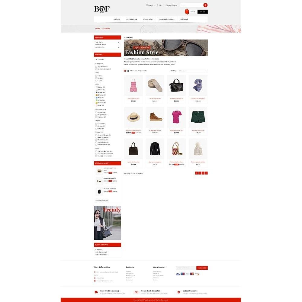 theme - Мода и обувь - BOF Fashion Store - 3