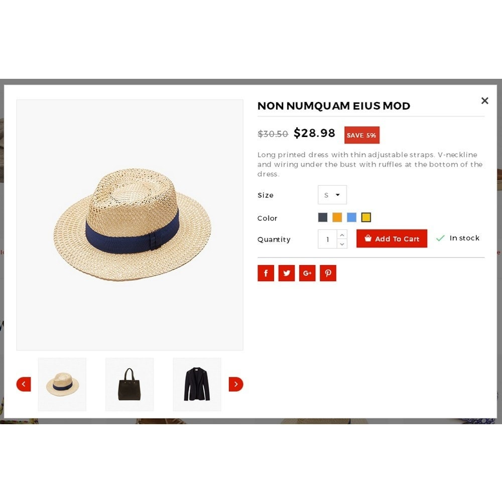 theme - Мода и обувь - BOF Fashion Store - 7
