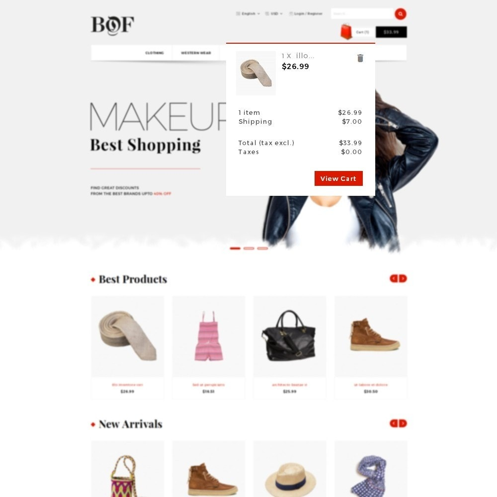 theme - Мода и обувь - BOF Fashion Store - 8