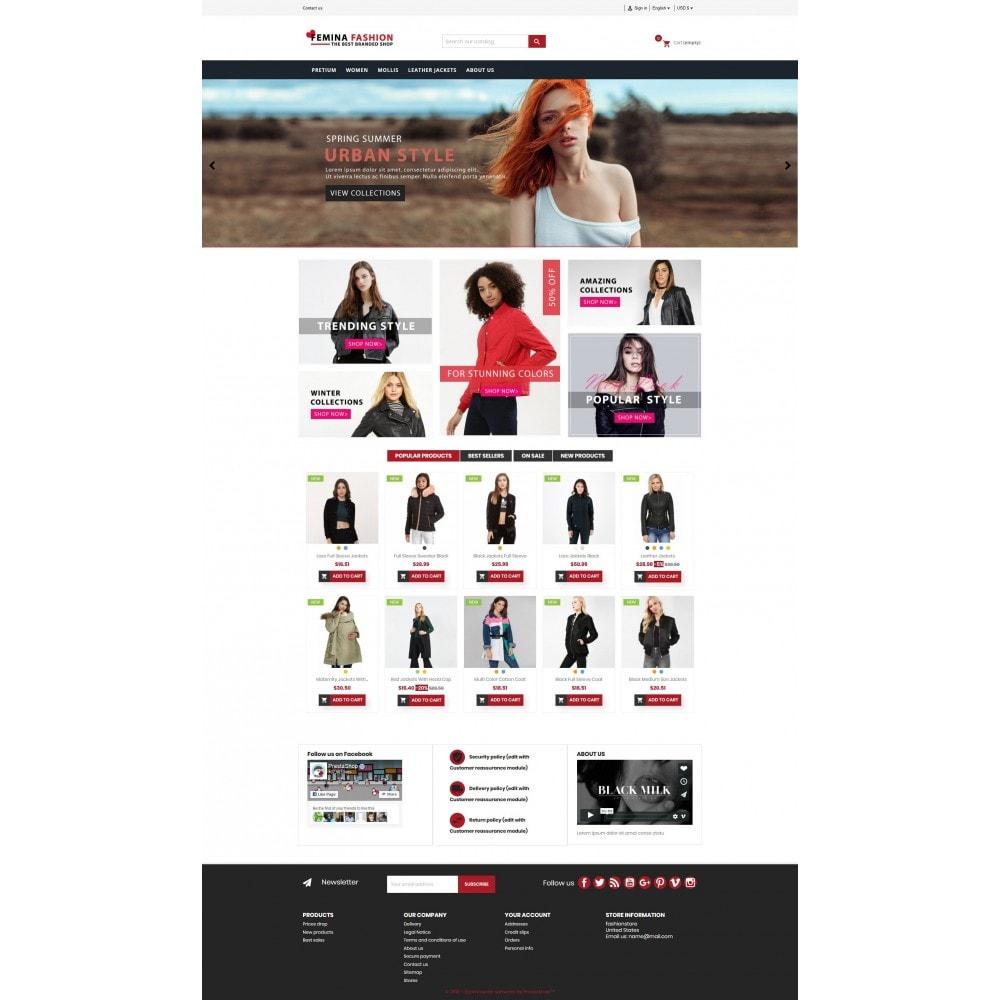 theme - Moda y Calzado - Femina Fashion Premium GB105 - 2