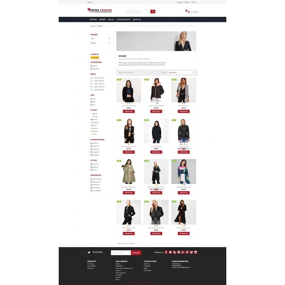 theme - Moda y Calzado - Femina Fashion Premium GB105 - 3