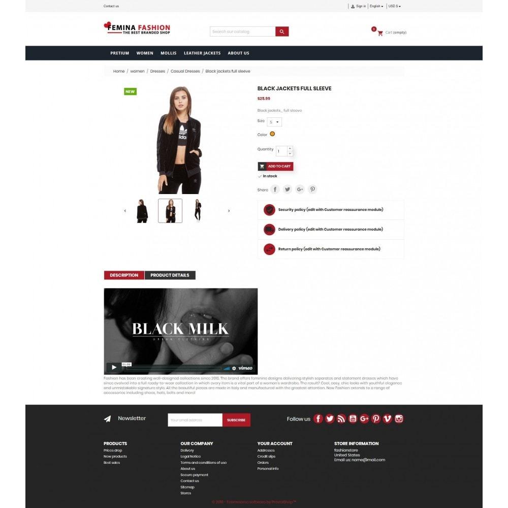 theme - Moda y Calzado - Femina Fashion Premium GB105 - 4