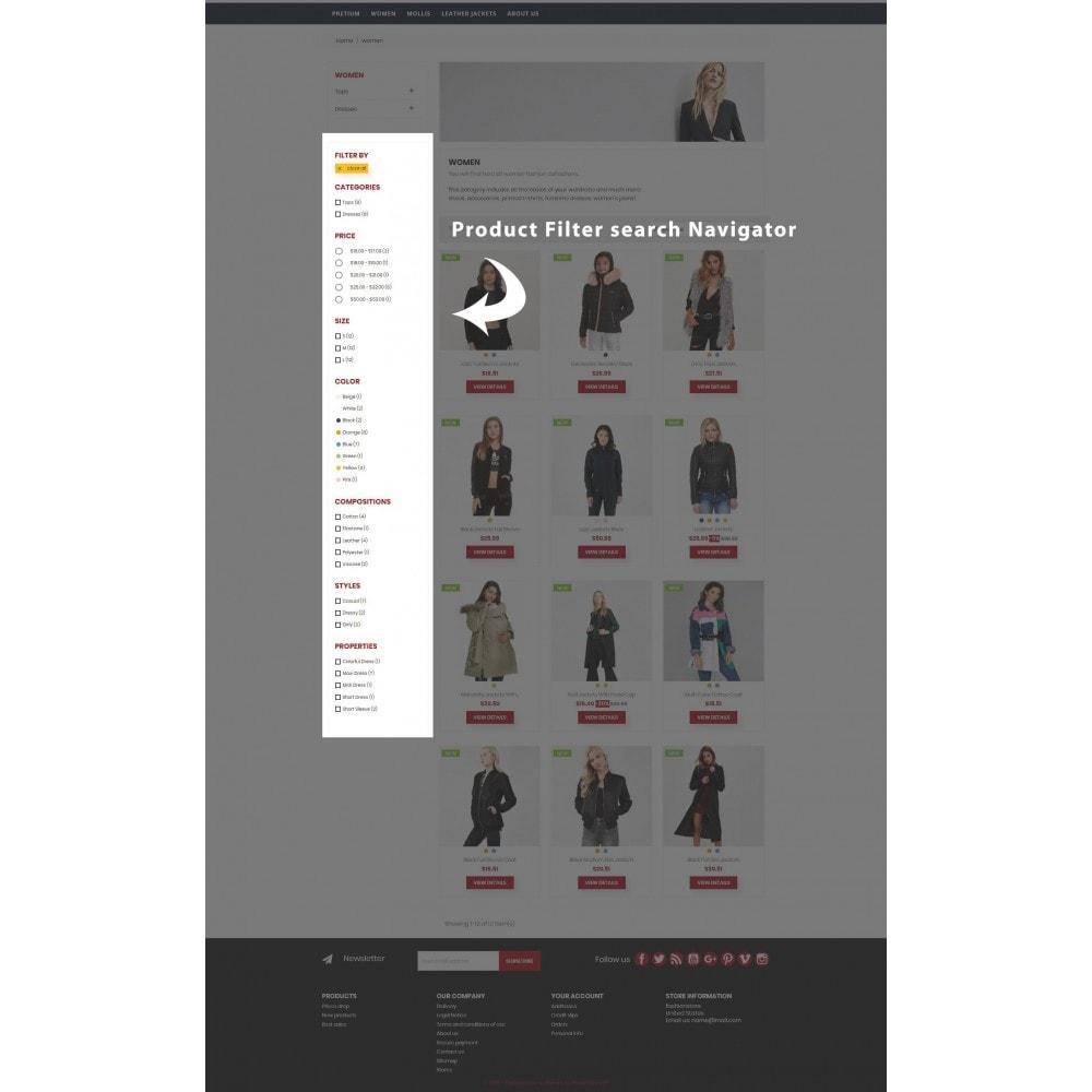 theme - Moda y Calzado - Femina Fashion Premium GB105 - 7