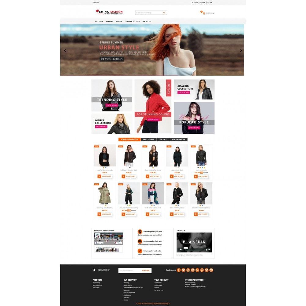 theme - Moda y Calzado - Femina Fashion Premium GB105 - 10